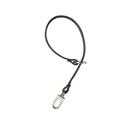 Cuff - Black Leather