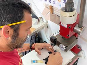 Comment sont fabriqués nos portefeuilles et accessoires ?