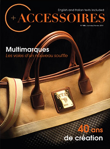 Cover: MLS-MarieLaurenceStevigny in C+ Accessores - 40 years of creation