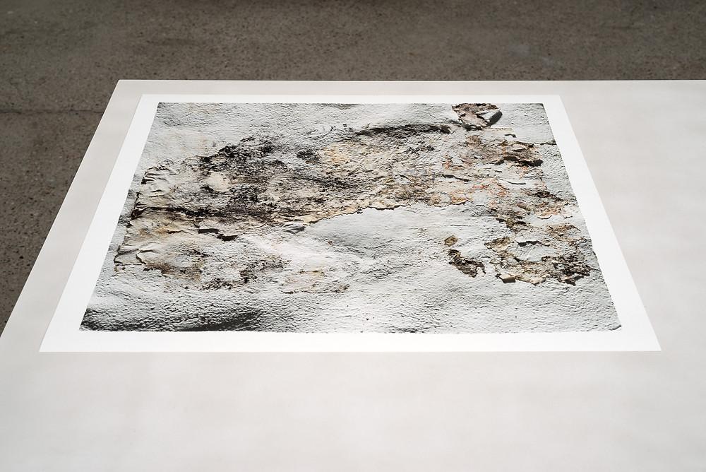 nota I, 2017, 50x50 cm, Inkjet print on paper