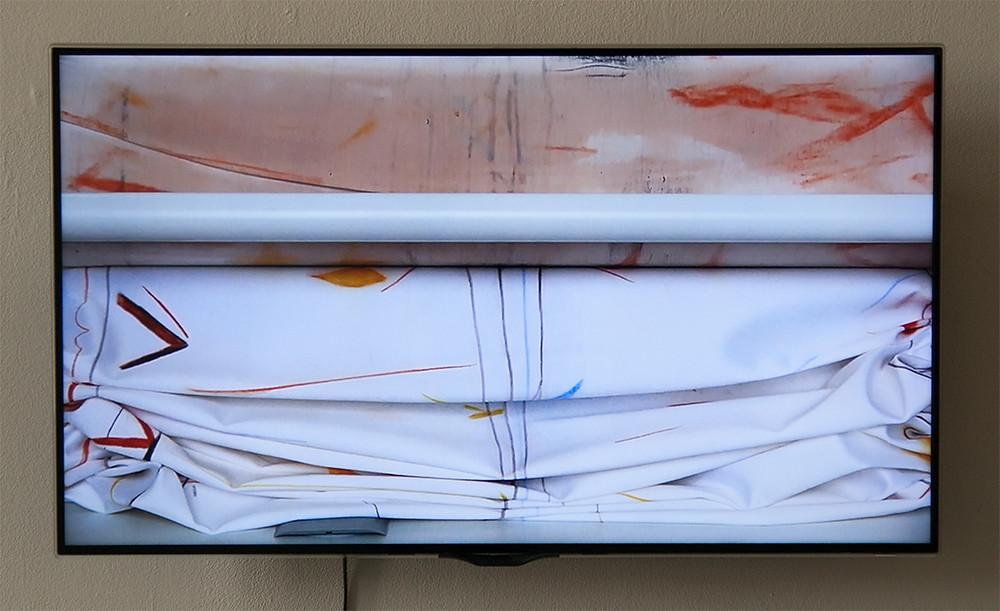 Sophie Krambrich, Mangel, 2017, video