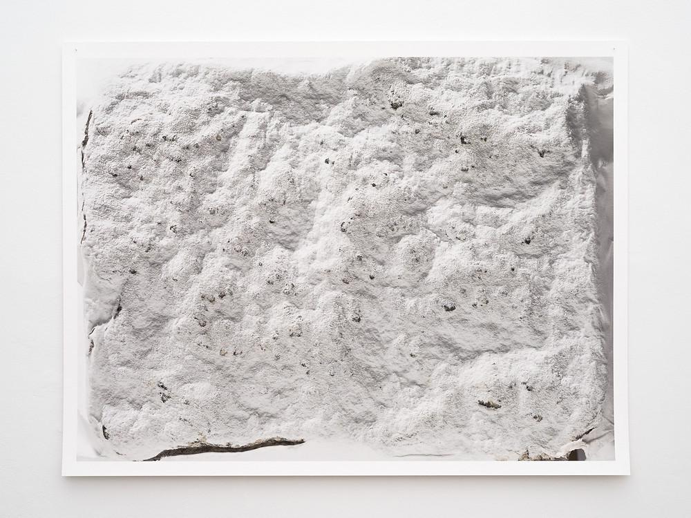 Faksimile I, 2013, 105 x 145 cm, Inkjet print on paper