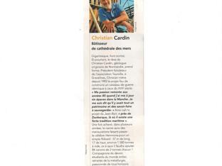 "Article magazine ""Le Nord"""