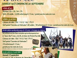 Programme journées européennes du patrimoine