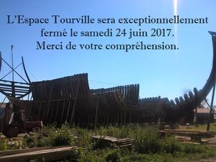 Fermeture du chantier, samedi 24 juin 2017