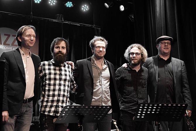 CD Release Konzert bei der IG-Jazz Mannheim mit : CAST OFF - LEINEN LOS feat. Axel Schlosser