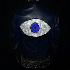 All Seeing Eye Jacket. Eternity Collection, 2020.