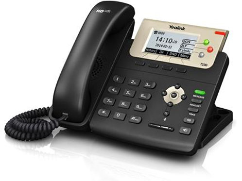 Yealink T23G - Gigabit POE IP Telefon
