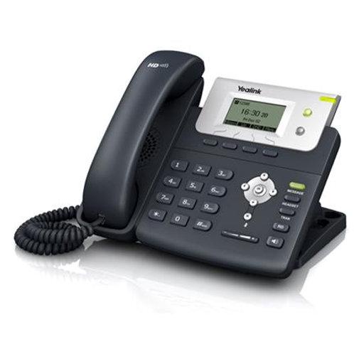 Yealink T21P E2 IP Telefon PoE Destekli