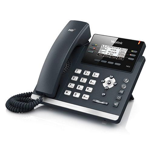 Yealink T42G  Gigabit IP Telefon Adaptör hariç