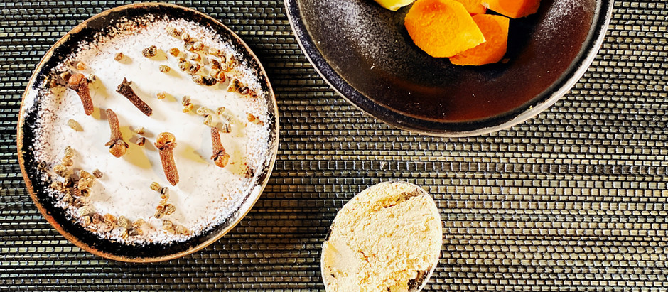Für den Herbst: Detox - Basentee -Rezept
