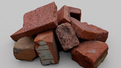 Brick Pile Tiny