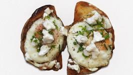 Breakfast Eggs and Toast