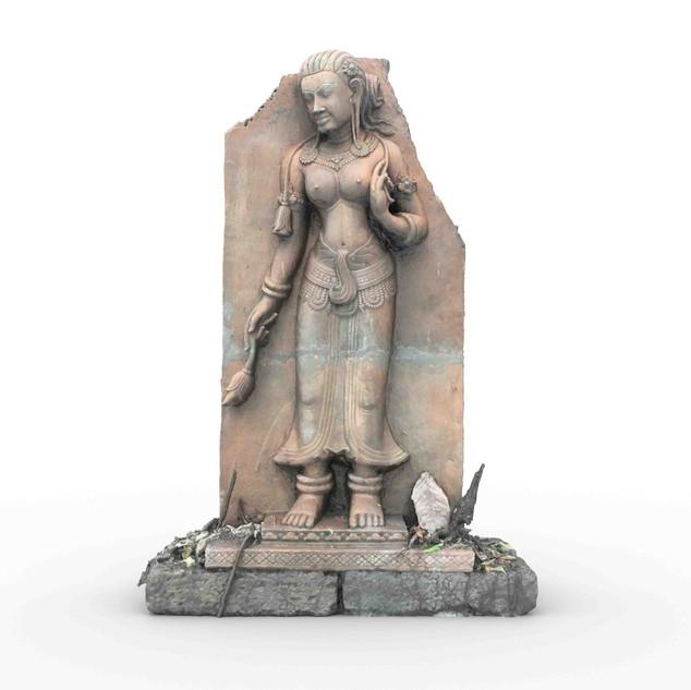 Thai female Statue