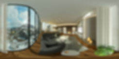 Rendered 360 Virtual Tour