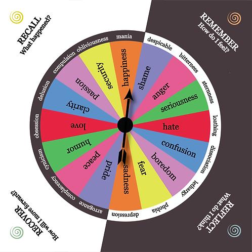 Feel Wheel Game Spinner
