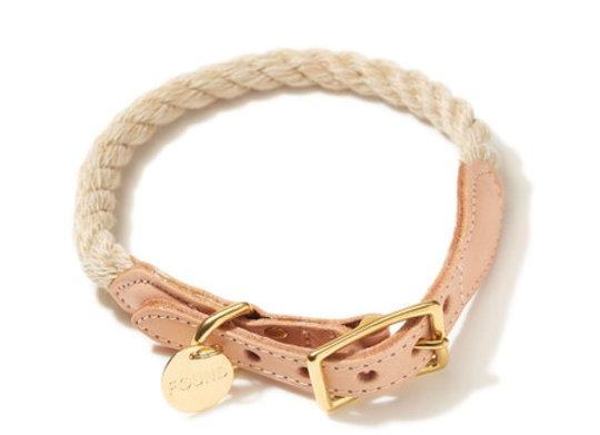Cotton Rope Collar