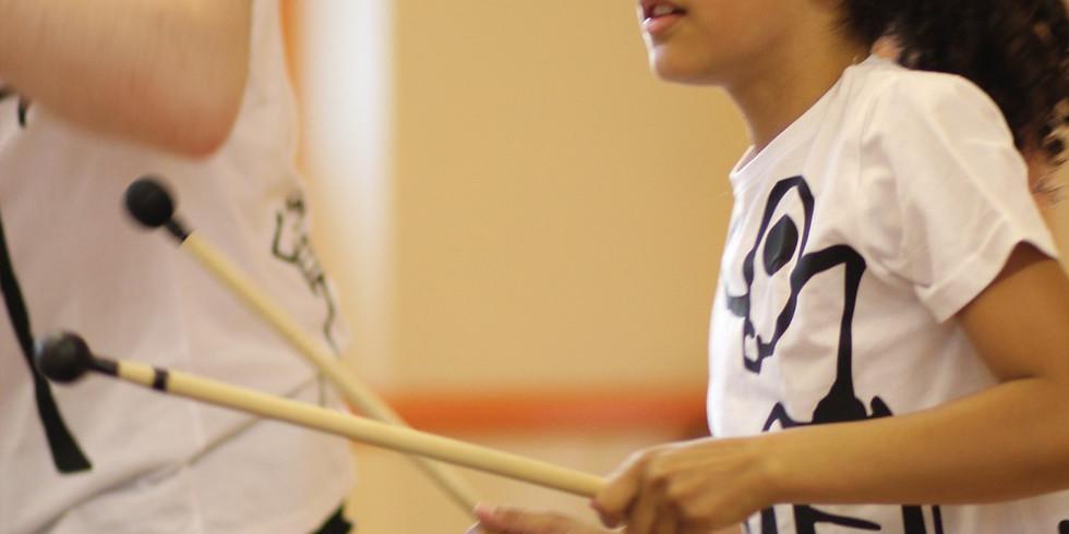 O7 free drumming session