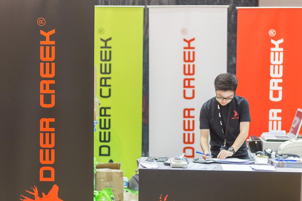 Deer Creek counter