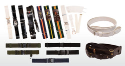 Web, Stable & Leather Belts