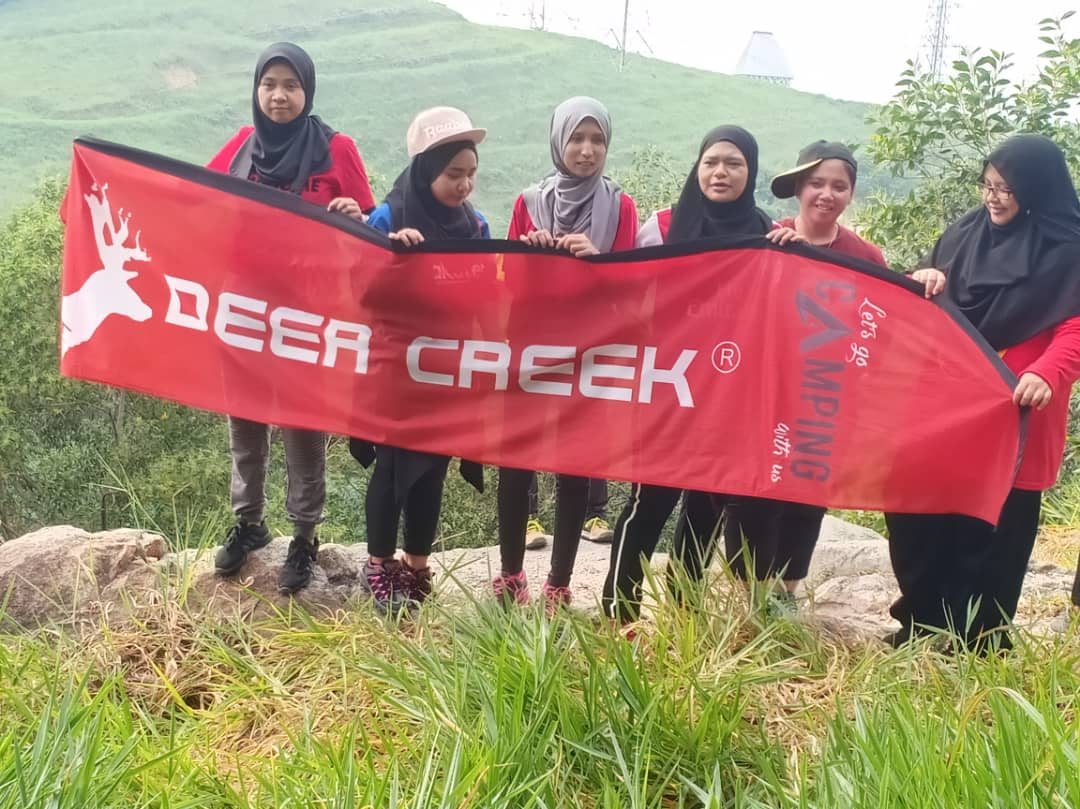 Trek with Deer Creek