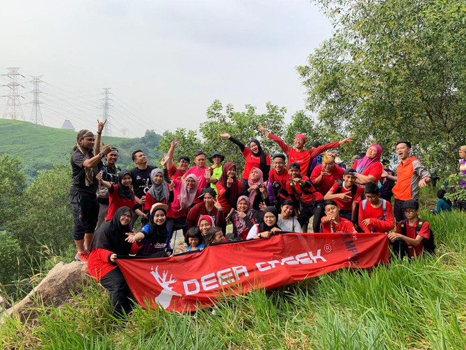 TREK WITH DEER CREEK 1.0