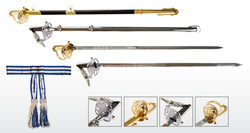 Ceremonial Swords & Waist