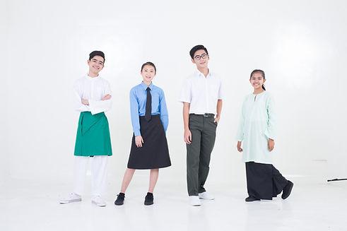 School Uniform | Outpost Uniform