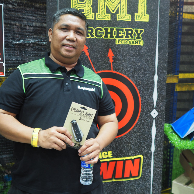 The Winner of Archery Games