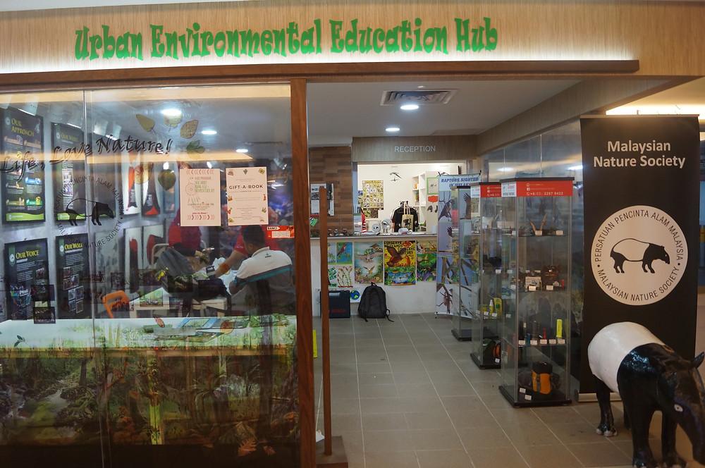 Midvalley's Urban Environmental Education Hub