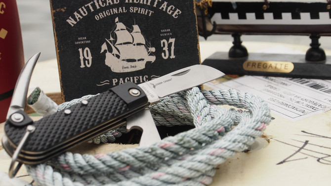 Introducing Outpost Colonial Knife