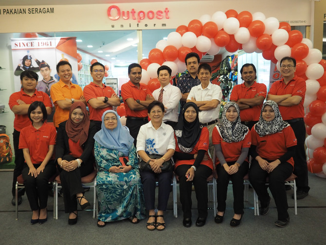 Grand Opening Ceremony of the 24th Outlet - MetroPoint Complex, Kajang