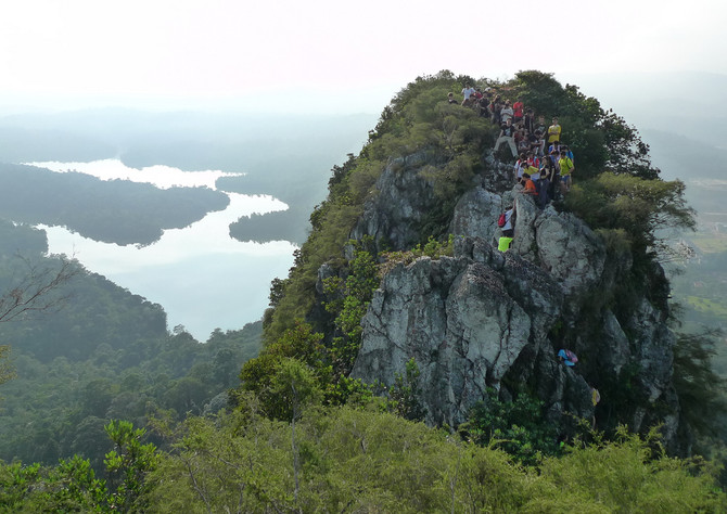 Top 5 hiking trails around Klang Valley