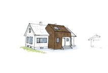 Ombygging/tilbygg Mjølås