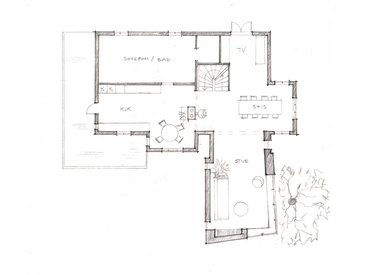 Plantegning 2.etasje