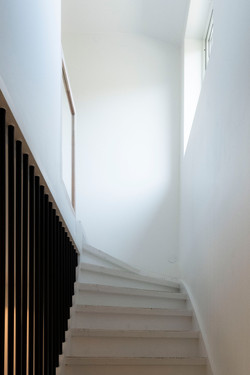 Oppgradert trapp