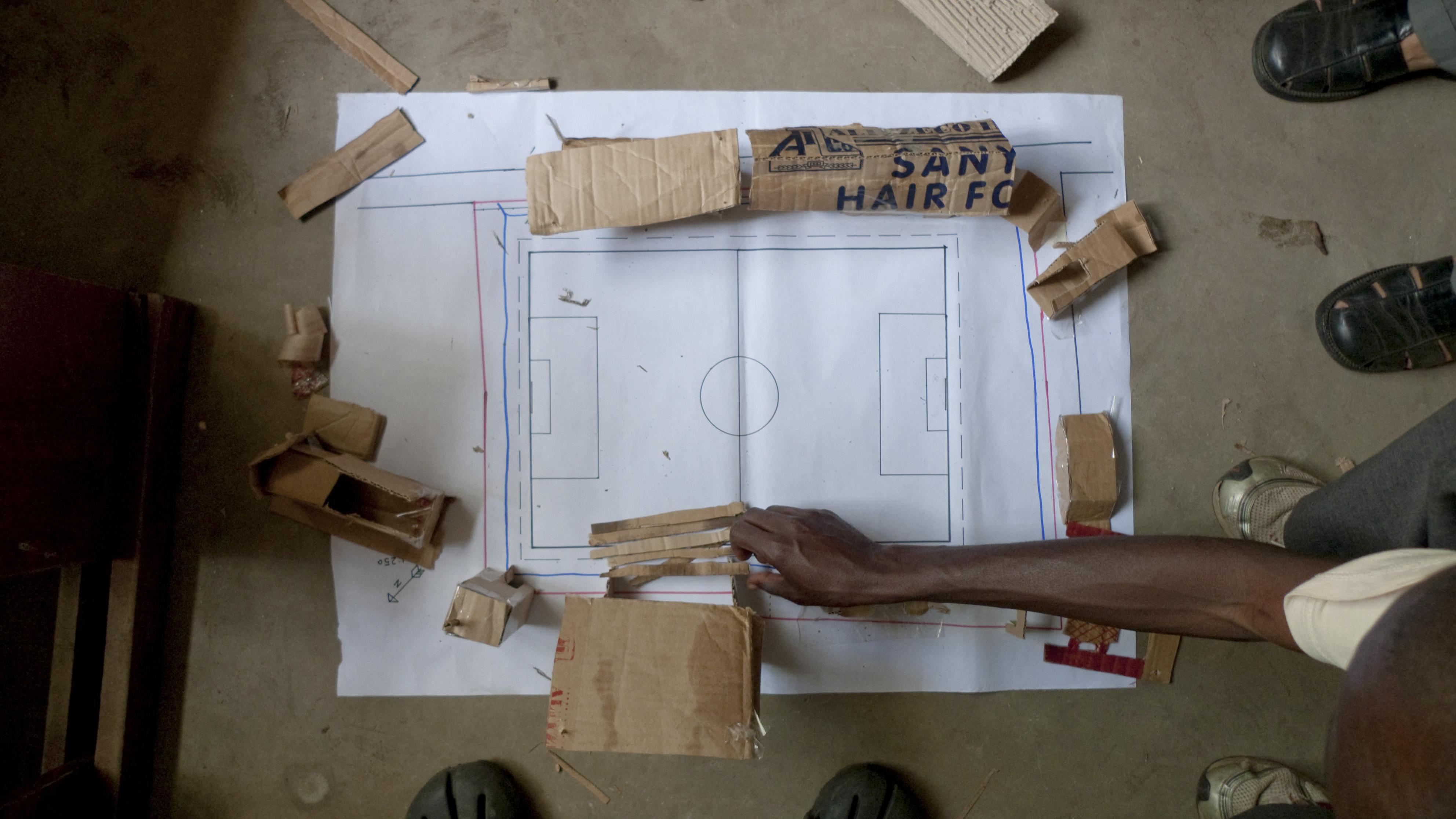Workshop modellbygging