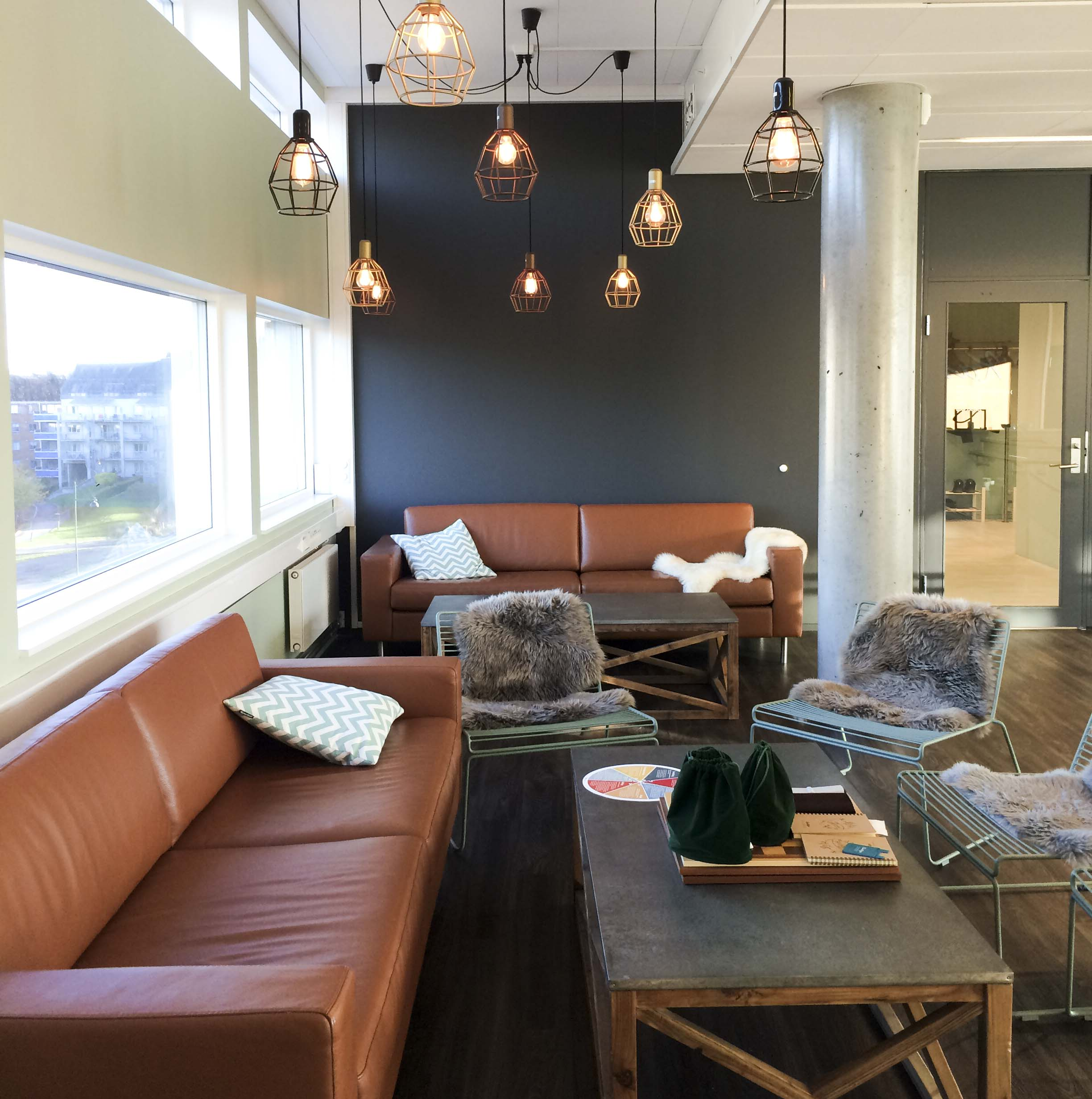 Stue / lounge