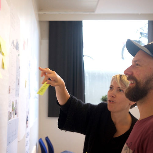 Brukermedvirkning, samarbeid, boligbygging, arkitektur