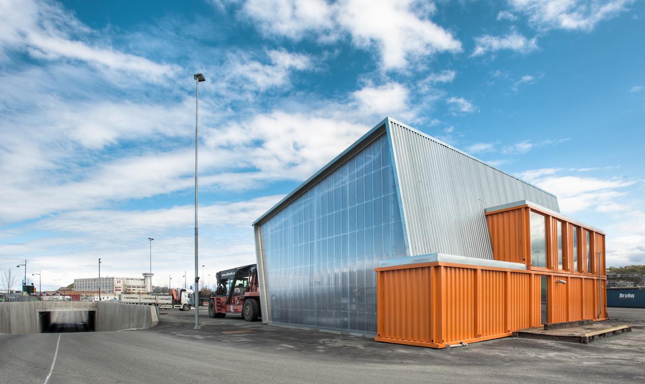 Trondheim Godsterminal