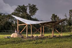 Første prosjekt i Ibanda