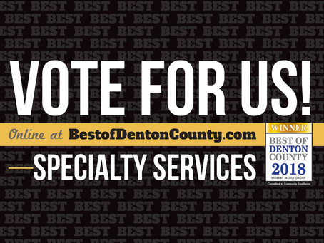 Edit This Needs Your Vote For Best Of Denton County