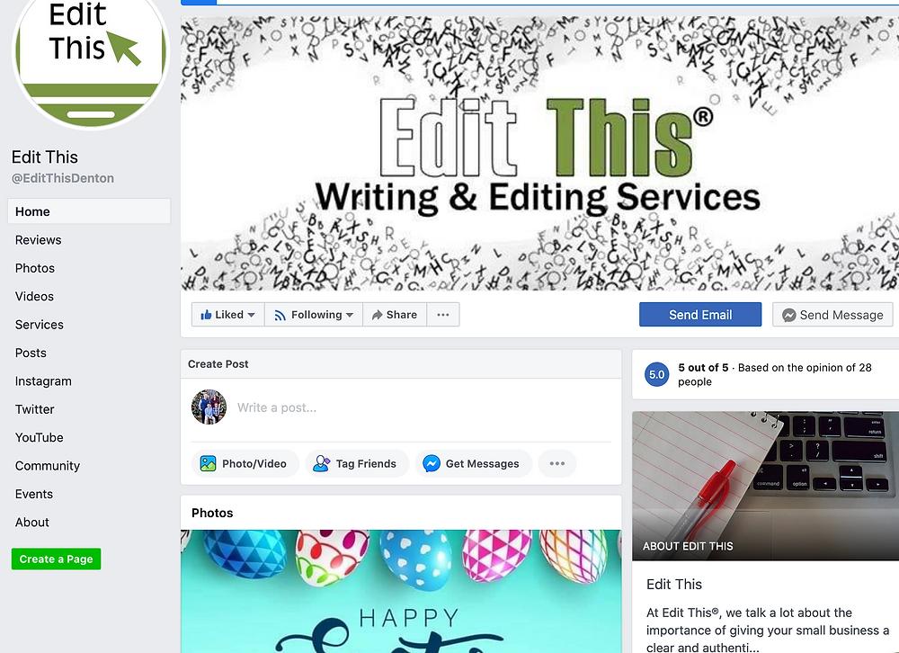 Edit This Facebook