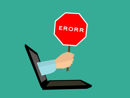 5 Reasons Why Writing Errors Hurt Your Business