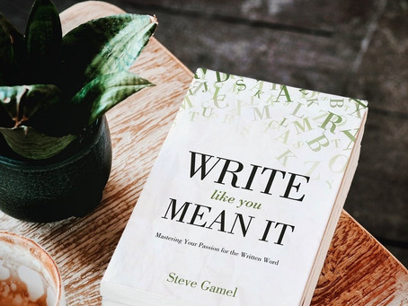 FAQs about My Upcoming Book, Write Like You Mean It