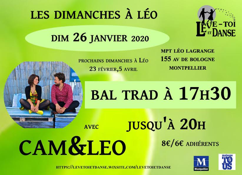 Dimanche à Léo 26-01-19 recto