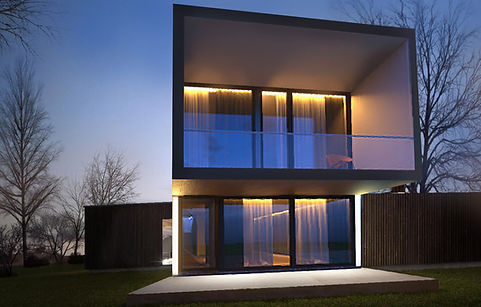 interiordsign, smart house, prefab house, architecture