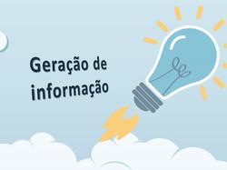 Geração de informação