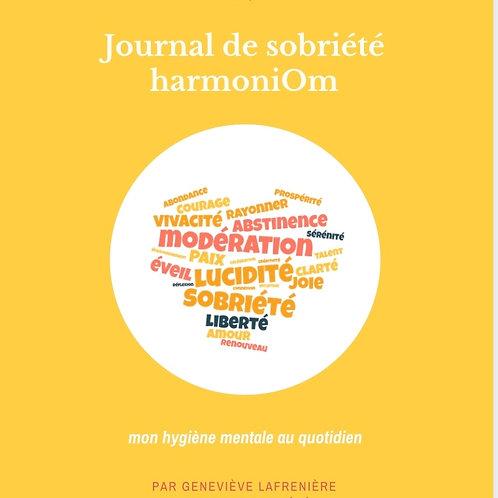 Journal de sobriété