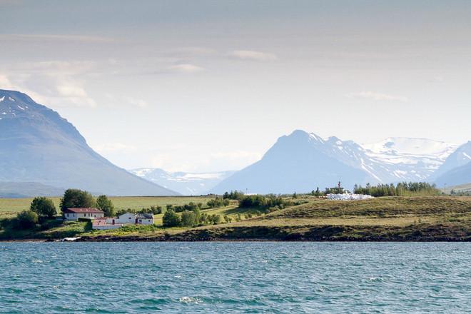 Image from Akureyri